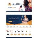 Molotok Szablon PrestaShop 1.7